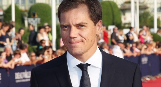 Michael Shannon is also in the film