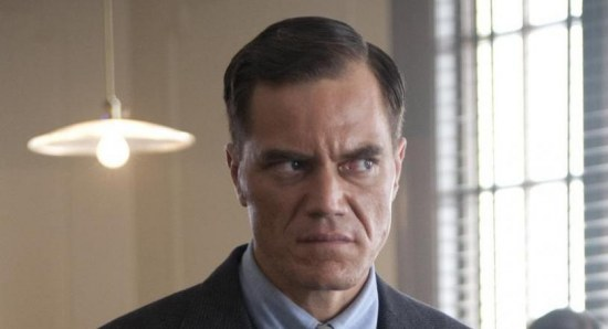 Michael Shannon is touted as one of the best actors of his generation