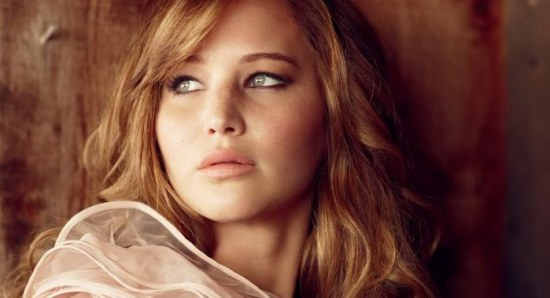 Jennifer Lawrence is a beautiful Hollywood star