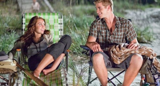 Miley Cyrus and Liam Hemsworth met on the set of The Last Song