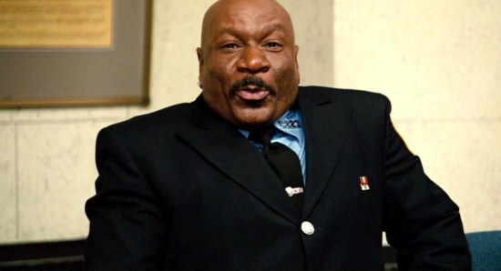 Ving Rhames has also joined