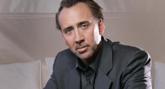 Nicolas Cage stars in the movie