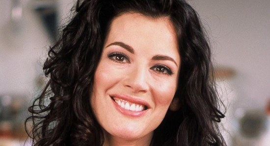 Nigella Lawson is one of TV's top cooks