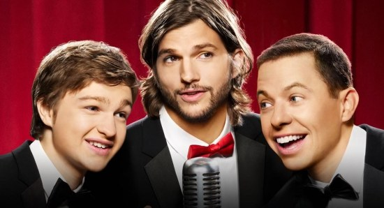 Two and a Half Men is still going strong