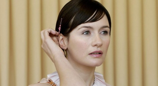 Emily Mortimer is also in the show