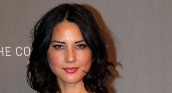 Olivia Munn looking strong and poised