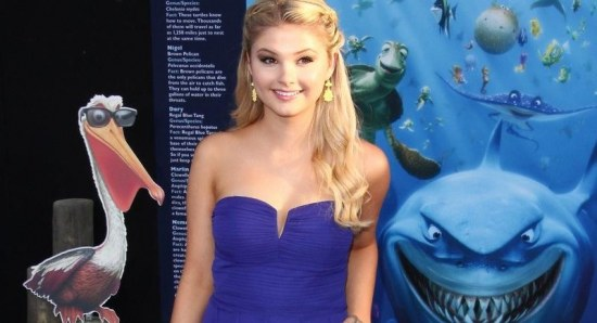 Stefanie Scott at movie premiere