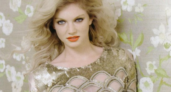 Cariba Heine could become a Hollywood star