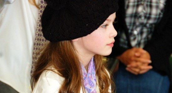 Mackenzie Foy is a star on the rise