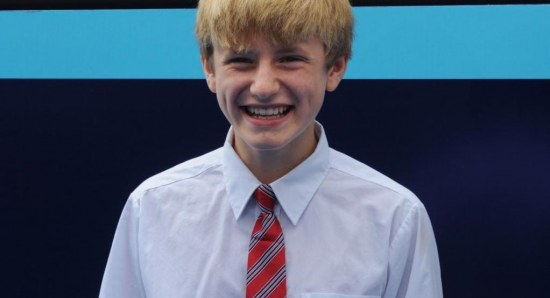 Nathan Gamble has a promising future