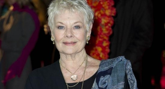 Judi Dench is a talented actress