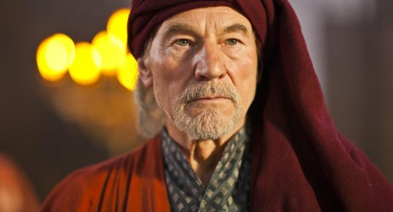 Patrick Stewart is an acting great