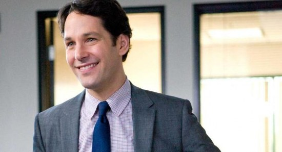 Paul Rudd is also in the film