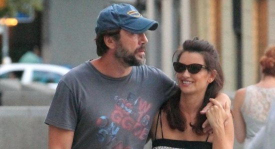 Javier Bardem and Penelope Cruz have had a girl