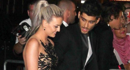 Perrie Edwards did not influence the decision