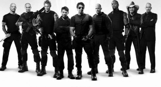 The Expendables has become a huge franchise