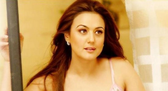 Preity Zinta is also producer on the film