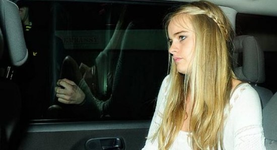 Cressida Bonas does not get on with the Middleton sisters