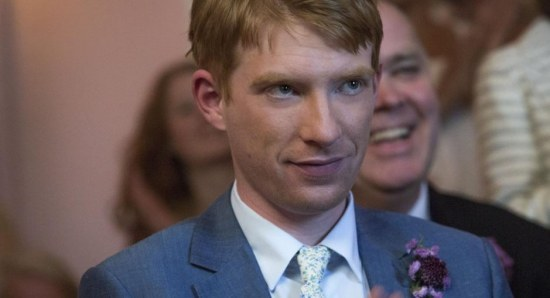 Domhnall Gleeson is also in the film