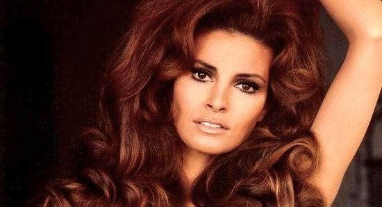 Raquel Welch is out with her new book