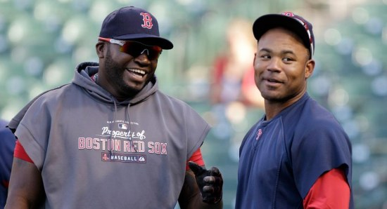 The Red Sox are happy to see him improve