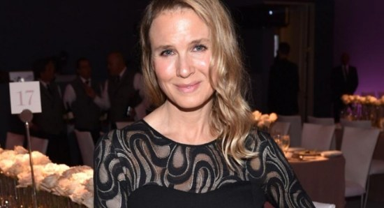 Renee Zellweger as she looks now
