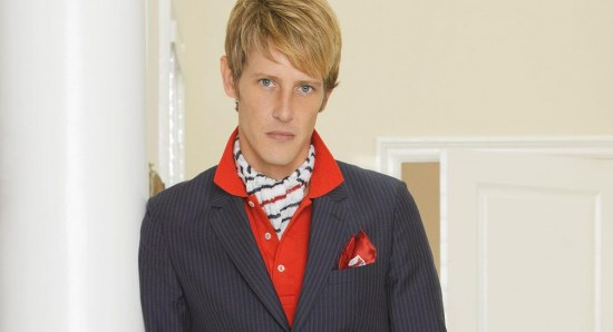 Gabriel Mann plays Nolan in Revenge
