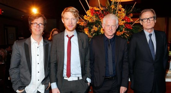 Richard Curtis with