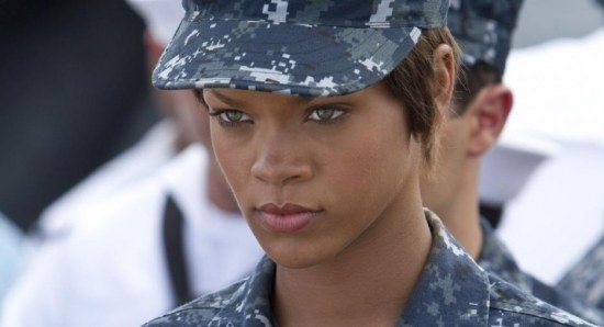 Rihanna has shown her acting talents