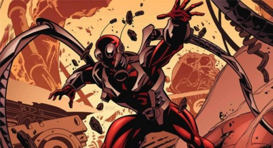 Ant-Man will hit screens in 2015