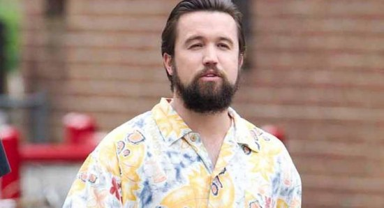Rob McElhenney is multi talented