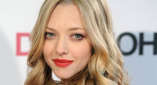 Amanda Seyfried is also in the film