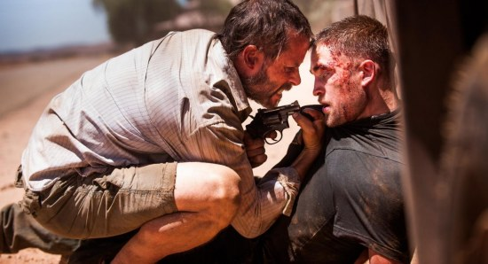 Robert Pattinson impressed in The Rover