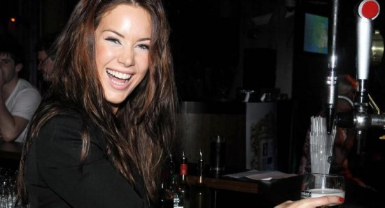 Roxanne McKee is beautiful and talented