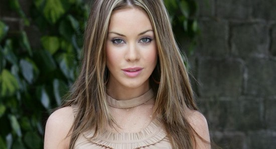 Roxanne McKee is enjoying Hollywood success