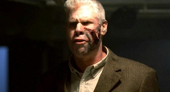 Ron Perlman is also in the film