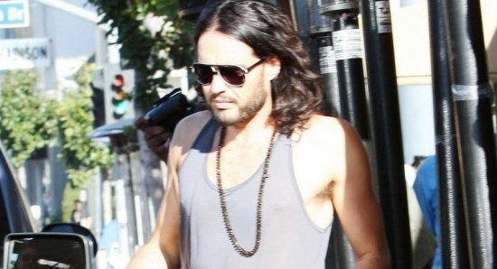 Russell Brand has been helping Demi Moore
