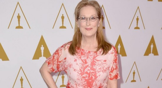 Meryl Streep continues to land exciting roles