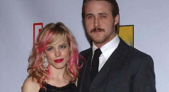 Ryan Gosling and Rachel McAdams dated after the movie