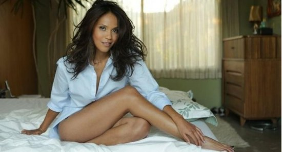 Lesley-Ann Brandt is also in the movie