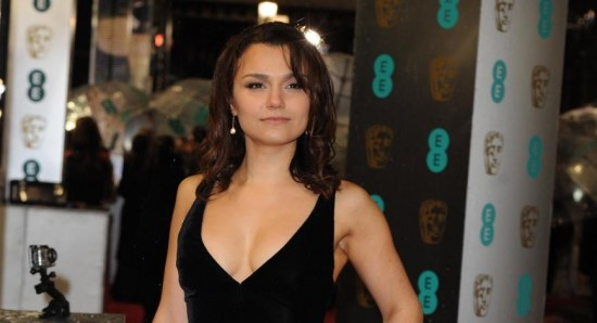 Samantha Barks will next star in Dracula Untold