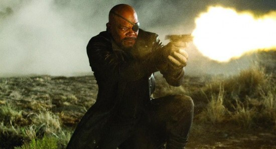 Could we see a Nick Fury movie in the future?