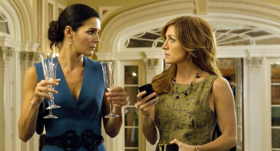 Sasha Alexander in Rizzoli and Isles