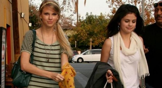 Taylor Swift and Selena Gomez are good friends