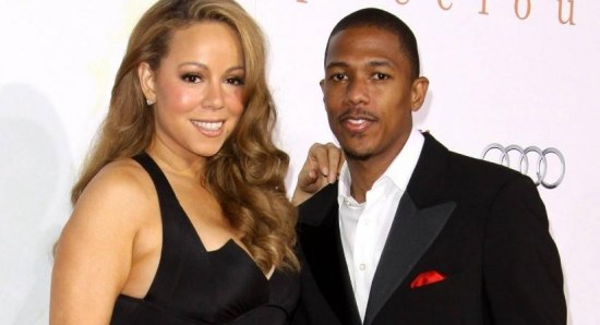 Nick Cannon is now married to Mariah Carey