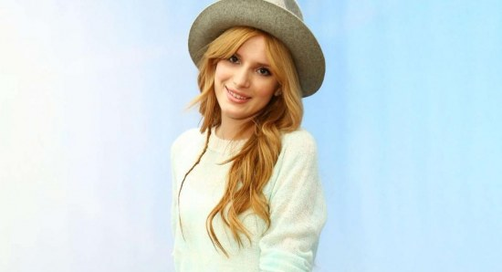 Bella Thorne is a good shout