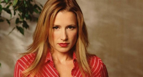 Shawnee Smith has good comedy timing