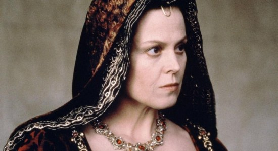 Sigourney Weaver stars in Exodus: Gods and Kings