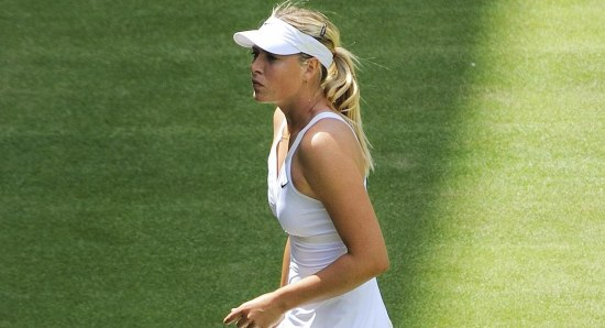 Sharapova will face Jelena Jankovic in the next round