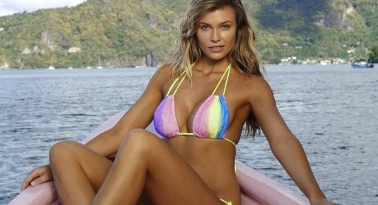 Samantha Hoopes is a potential cover star for 2015